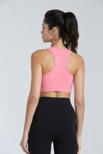 Load image into Gallery viewer, Pink Sports Bra