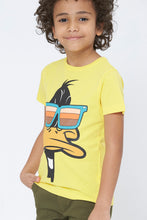 Load image into Gallery viewer, Yellow Daffy Duck Character T-Shirt