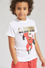Load image into Gallery viewer, Grey Mr. Incredible Character T-Shirt