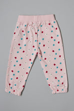 Load image into Gallery viewer, Pink Butterfly Print Jogger