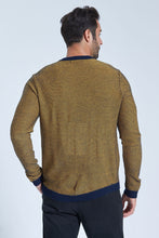 Load image into Gallery viewer, Yellow Crew Neck Jumper
