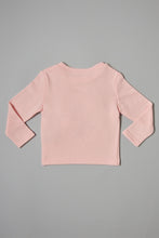 Load image into Gallery viewer, Pink 3D Heart Sweatshirt