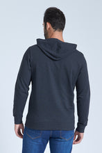 Load image into Gallery viewer, Charcoal Overhead Hoody