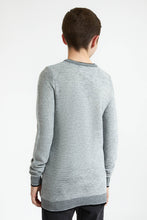 Load image into Gallery viewer, Grey Plain Pullover