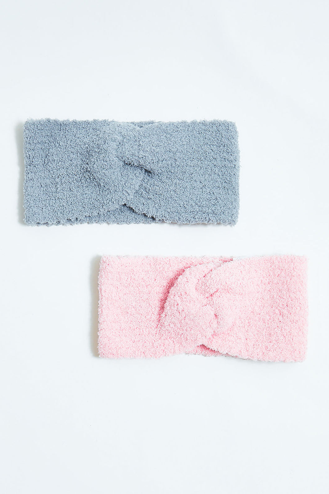 Pink Knitted Headwarmer