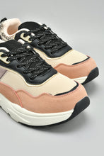 Load image into Gallery viewer, Pink Chunky Sole Trainer