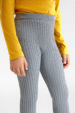 Load image into Gallery viewer, Grey Sweater Legging