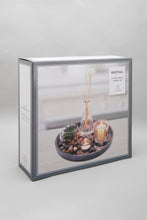 Load image into Gallery viewer, Brown Candle and Flowerpot Set (5 Piece)