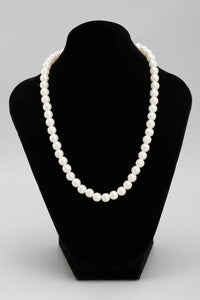 Gold Pearl Necklace (Set of 3)