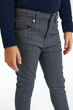Load image into Gallery viewer, Grey 5 Pocket Jean
