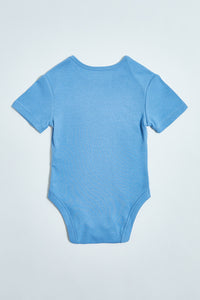 Blue 5Pk Body Suit