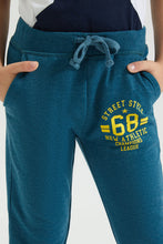 Load image into Gallery viewer, Teal Street Style 68 Printed Jogger