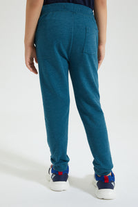 Teal Street Style 68 Printed Jogger
