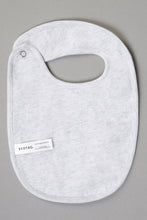 Load image into Gallery viewer, Grey Sheep Print Traditional Bibs (Pack of 2)