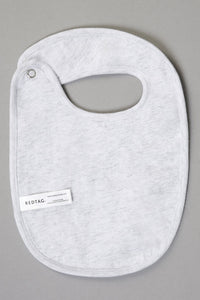 Grey Sheep Print Traditional Bibs (Pack of 2)