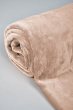 Load image into Gallery viewer, Beige Ultra Soft Blanket (Double Size)