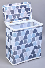 Load image into Gallery viewer, Multicolour Rectangle Laundry Basket