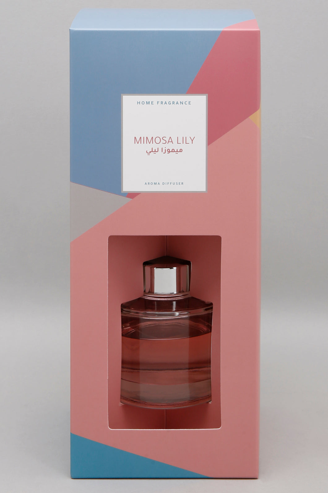 Pink Mimosa Lily Reed Diffuser (100ml)