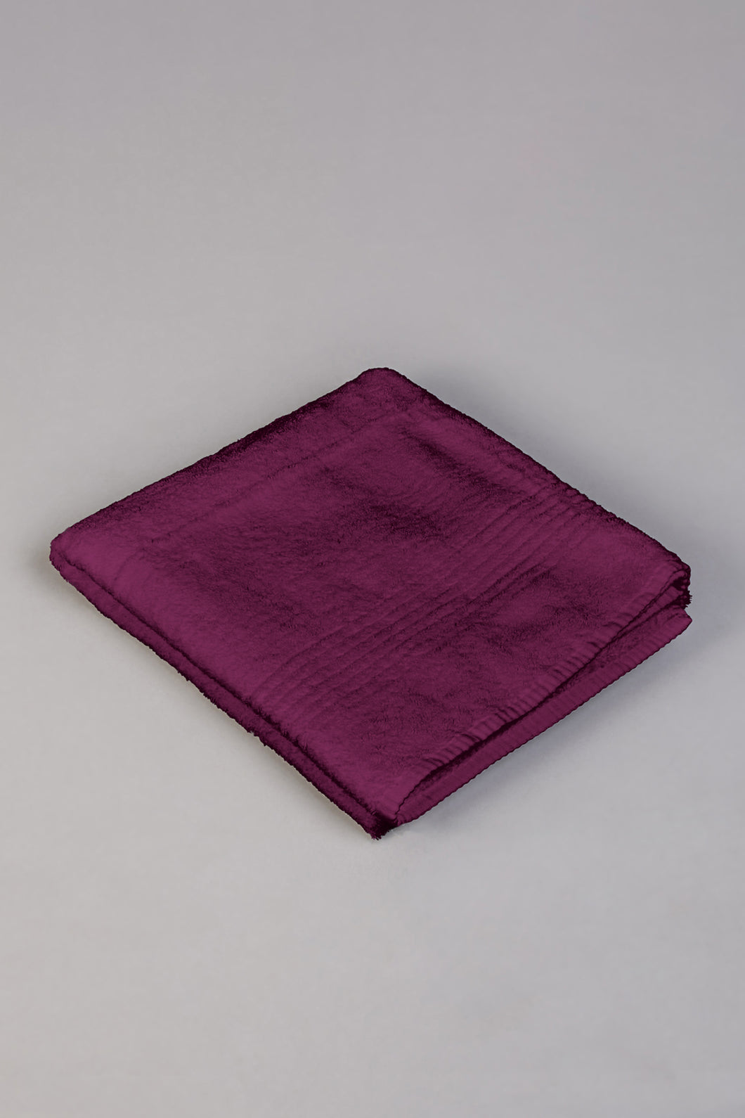 Purple Beach Towel