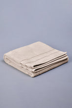 Load image into Gallery viewer, Beige Luxury Cotton Hand Towel