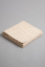 Load image into Gallery viewer, Beige Luxury Cotton Bath Towel