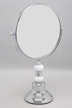 Load image into Gallery viewer, Silver Vanity Mirror