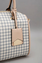 Load image into Gallery viewer, Beige Printed Bolin Day Bag