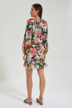 Load image into Gallery viewer, Floral Print Dress