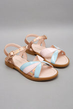 Load image into Gallery viewer, Pink Metallic Sandal