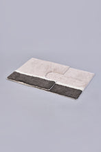 Load image into Gallery viewer, Beige Bathmat Set (2 Piece Set)
