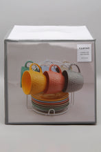 Load image into Gallery viewer, Assorted Tea Set With Stand (13 Piece Set)