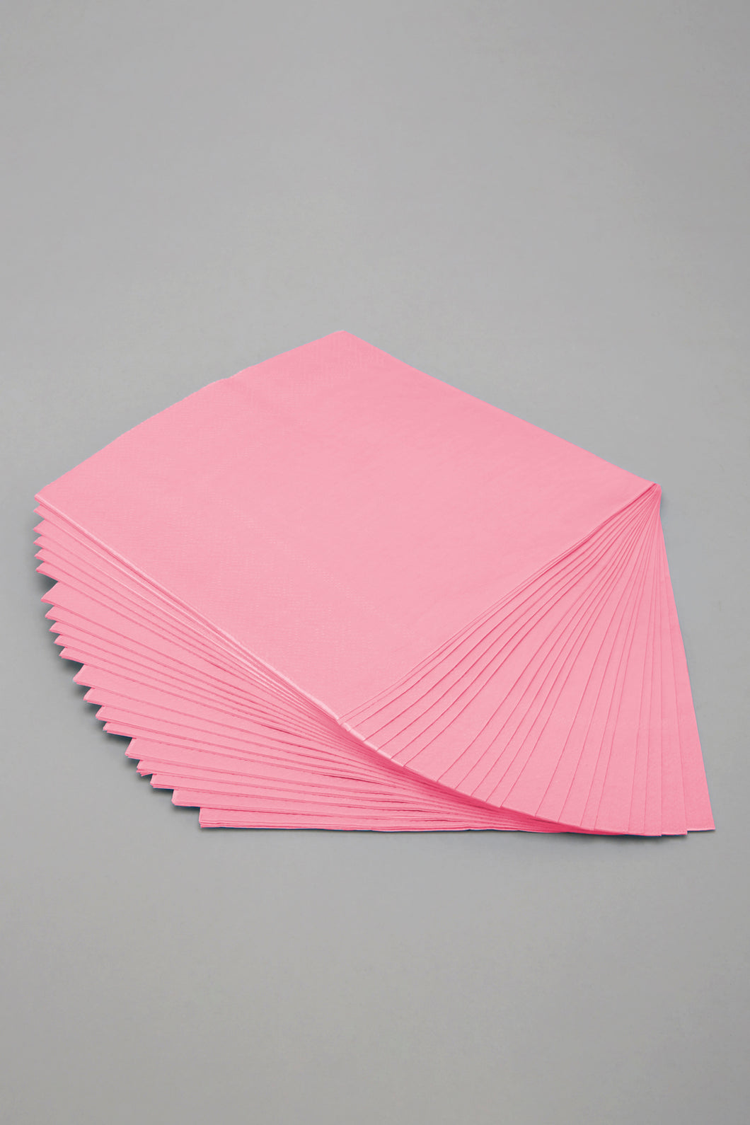 Pink Paper Napkins (20 Piece Set)