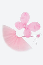 Load image into Gallery viewer, Pink Set Of 3 Butterfly Dressup Set