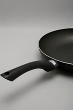 Load image into Gallery viewer, Black Aluminum Nonstick Fry Pan (28cm)