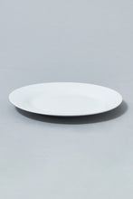 Load image into Gallery viewer, White Plain Porcelain Dinner Set (47-Piece)