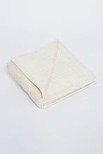 Load image into Gallery viewer, Beige Soft Cotton Hand Towel