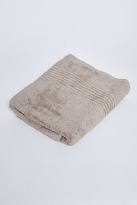 Taupe Bath Towel