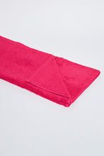Load image into Gallery viewer, Fuchsia Bath Towel