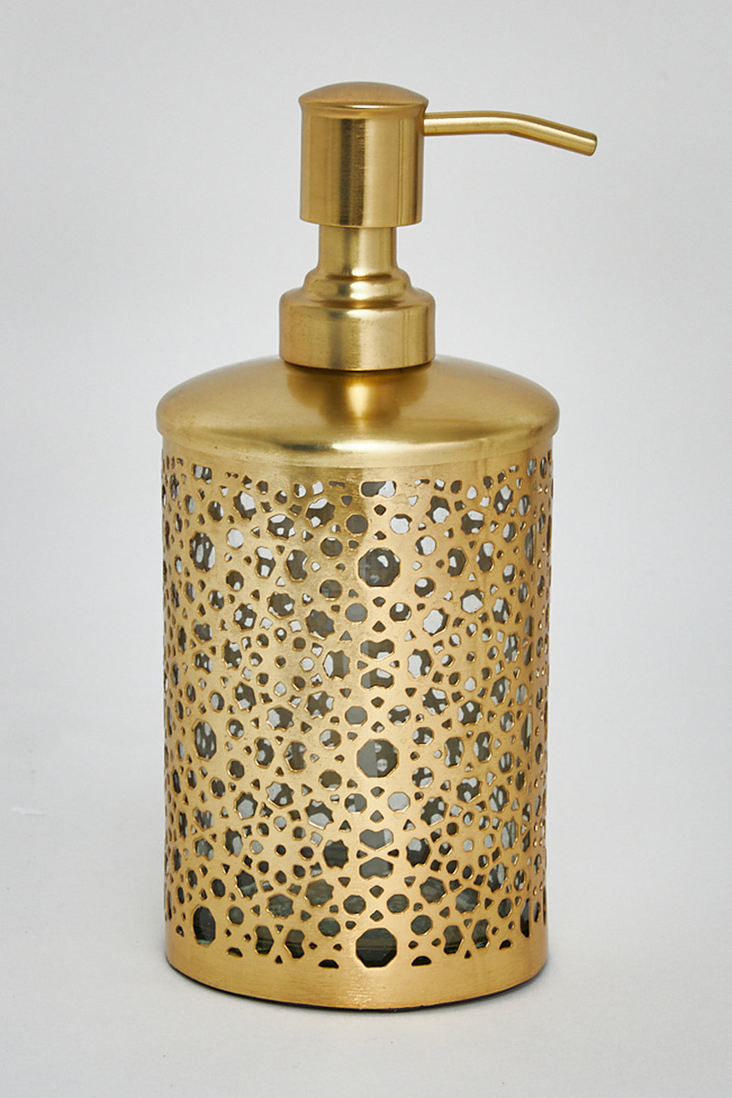 Gold Lotion Dispenser
