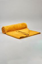 Load image into Gallery viewer, Mustard Bath Towel