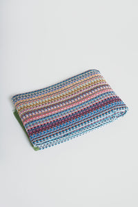 Multicolour Stripe Beach Towel