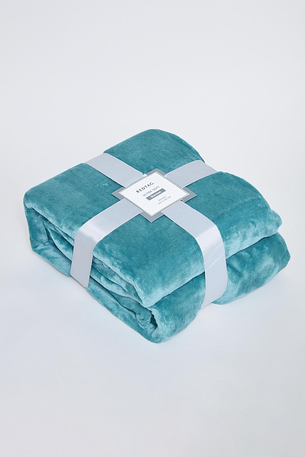 Teal Ultra Soft Blanket (Double Size)