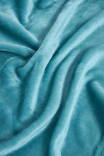 Load image into Gallery viewer, Teal Ultra Soft Blanket (Double Size)
