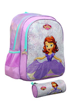 Load image into Gallery viewer, Lavender Sofia Backpack Set (2-Piece Set)