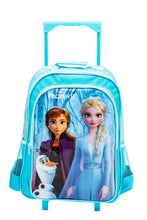 Load image into Gallery viewer, Turquoise Frozen II Trolley Set (5-Piece Set)