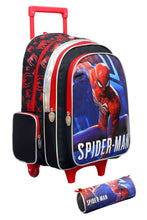 "Load image into Gallery viewer, Black Spiderman 16"" Trolley Set (2-Piece Set)"