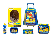 Load image into Gallery viewer, Blue Minions Trolley Set (5-Piece Set)