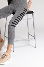 Load image into Gallery viewer, Grey Side Print Legging