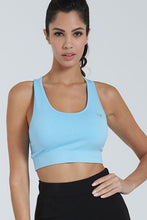 Load image into Gallery viewer, Mint Sports Bra