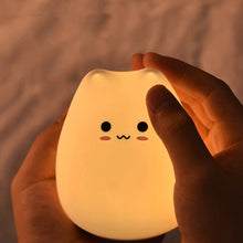 Load image into Gallery viewer, Stretchy Cat LED Night Light